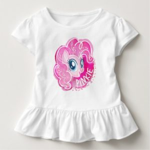 My Little Pony   Pinkie Pie Watercolor Toddler T-shirt