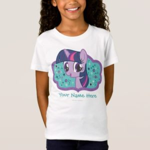 Personalized Twilight Sparkle T-Shirt