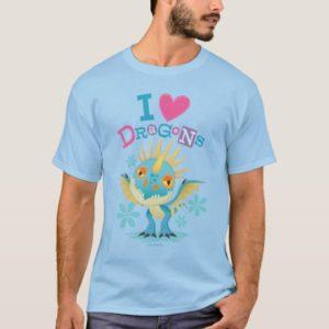 "Cute ""I Love Dragons"" Stormfly Graphic T-Shirt"