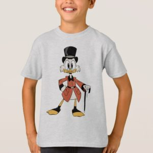 Scrooge McDuck | Work Hard Quack Hard T-Shirt