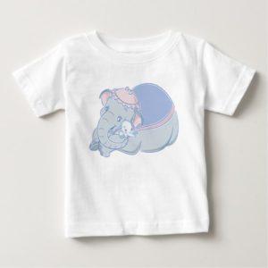 Dumbo and Jumbo Baby T-Shirt