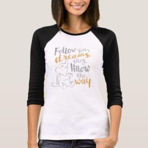 Dumbo   Follow Your Dreams 2 T-Shirt