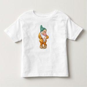 Bashful 3 toddler t-shirt