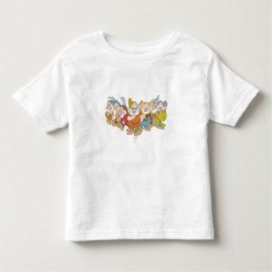The Seven Dwarfs 6 Toddler T-shirt