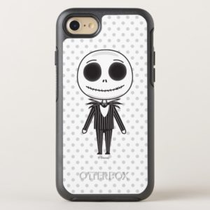 Jack Skellington Emoji OtterBox iPhone Case