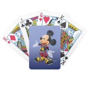 Kingdom Hearts: Chain of Memories | King Mickey Bicycle Playing Cards