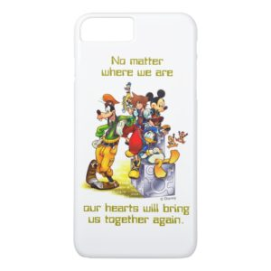 Kingdom Hearts: coded | Group Key Art Case-Mate iPhone Case