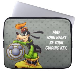 Kingdom Hearts | Royal Knight Captain Goofy Computer Sleeve
