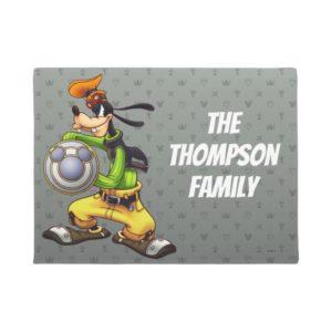 Kingdom Hearts   Royal Knight Captain Goofy Doormat