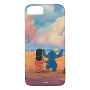 Lilo & Stich |Lilo & Stitch At The Beach Case-Mate iPhone Case