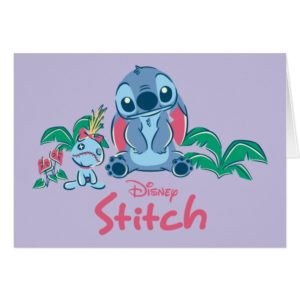 Lilo & Stich | Stitch & Scrump