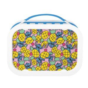 Lilo & Stitch   Pineapple Pattern Lunch Box