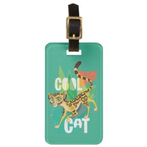 Lion Guard | Cool Cat Fuli Luggage Tag