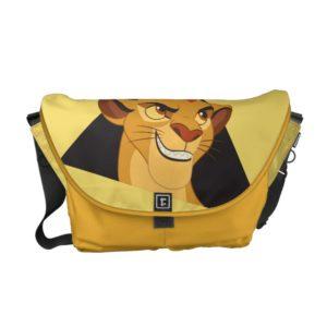 Lion Guard   Kion Character Art Messenger Bag