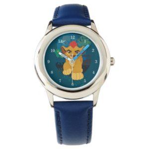 Lion Guard | Kion Safari Graphic Wrist Watch