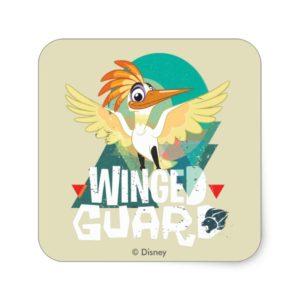 Lion Guard | Winged Guard Ono Square Sticker