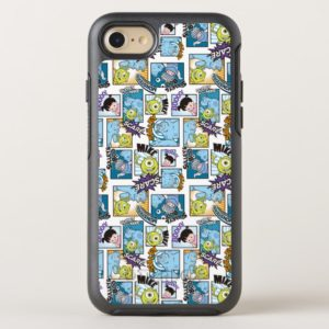 Monsters, Inc. | Comic Pattern Mania OtterBox iPhone Case
