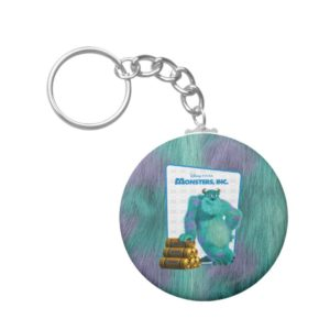 Monsters, Inc. Sulley Keychain