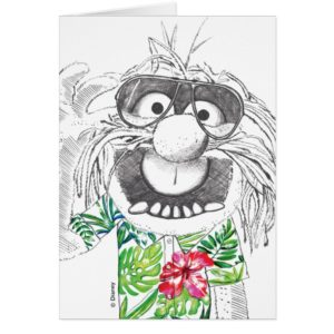Muppets | Animal In A Hawaiian Shirt