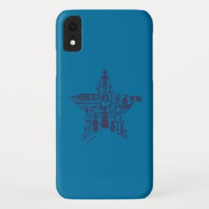 Peter Pan & Friends Star Case-Mate iPhone Case
