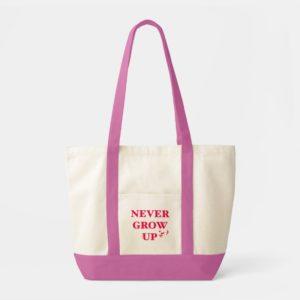 Peter Pan | Never Grow Up Tote Bag