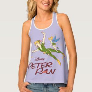 Peter Pan & Tinkerbell Tank Top