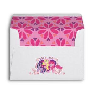 Pony Pals Envelope