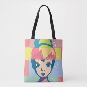 Retro Tinker Bell 2 Tote Bag