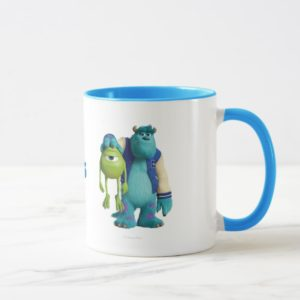 Sulley Holding Mike Mug