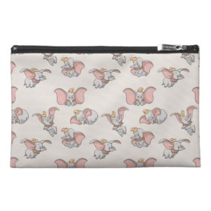 Sweet Dumbo Pattern Travel Accessory Bag