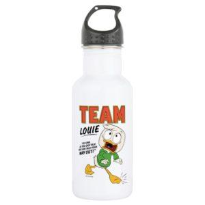 Team Louie Stainless Steel Water Bottle