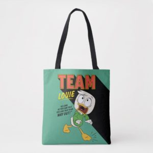 Team Louie Tote Bag