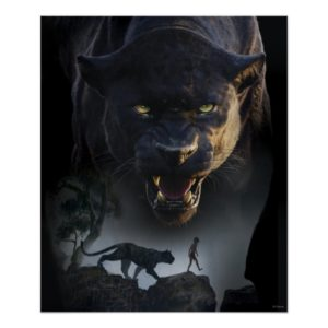 The Jungle Book | Push the Boundaries Poster