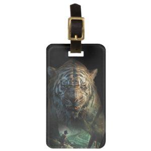 The Jungle Book | Shere Khan & Mowgli Bag Tag