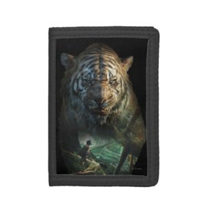 The Jungle Book | Shere Khan & Mowgli Trifold Wallet