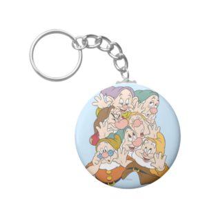 The Seven Dwarfs Keychain