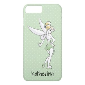 Tinker Bell   Pretty Little Pixie   Your Name Case-Mate iPhone Case