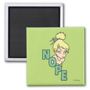Tinker Bell | She Says Nope Magnet