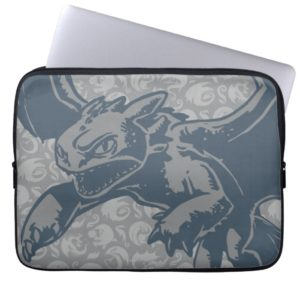 Toothless Character Art Computer Sleeve