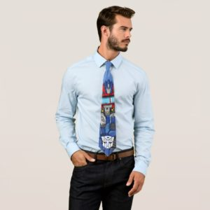 Transformers | Optimus Prime Walking Pose Neck Tie