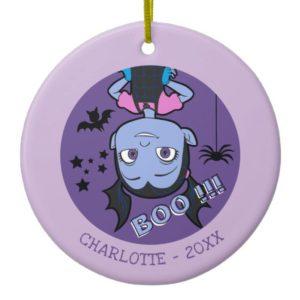 Vampirina | Boo Purple Badge Ceramic Ornament