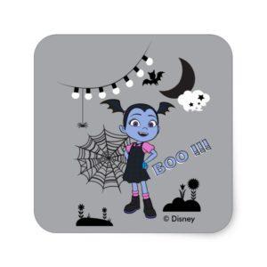 Vampirina | Boo Square Sticker