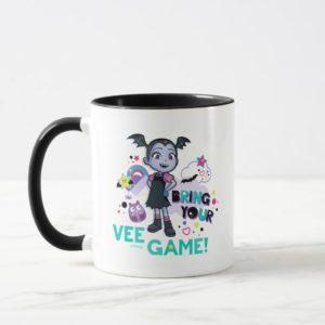 Vampirina   Bring Your Vee Game! Mug