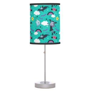 Vampirina & Demi | Friends are Magical Pattern Desk Lamp