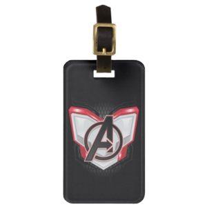 Avengers: Endgame | Avengers Chest Panel Logo Bag Tag