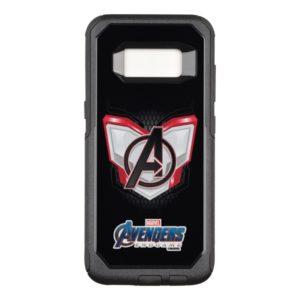 Avengers: Endgame | Avengers Chest Panel Logo OtterBox Commuter Samsung Galaxy S8 Case