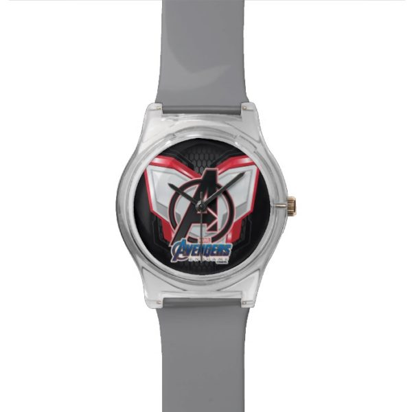 Avengers: Endgame | Avengers Chest Panel Logo Watch