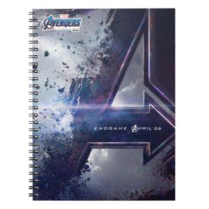 Avengers: Endgame | Endgame Theatrical Art Notebook