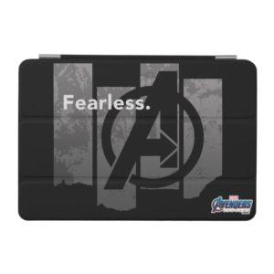 "Avengers: Endgame | ""Fearless"" Avengers Logo iPad Mini Cover"