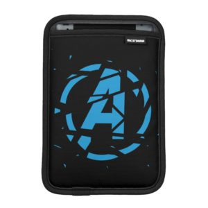 Avengers: Endgame | Splintered Avengers Logo iPad Mini Sleeve